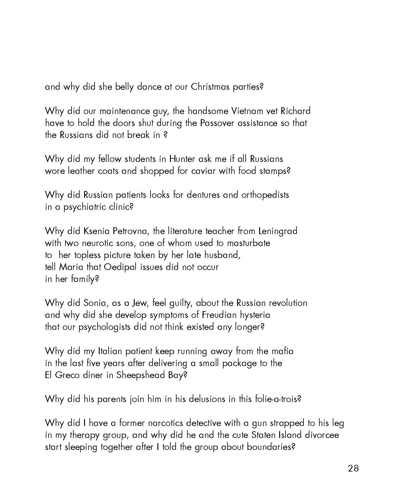 Poet Series #9 - Vilnius Diary - MUDFISH