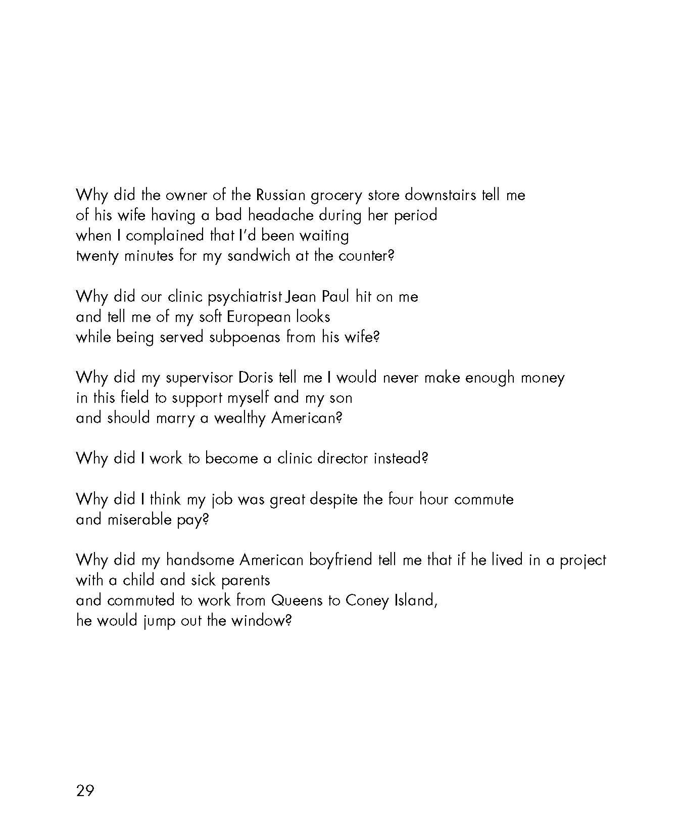 poet series 9 vilnius diary mudfish vilnius diary